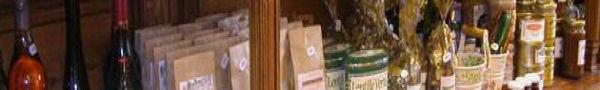 La boutique du Refuge du Moure (Lozère)