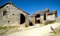 Les ferme de Boissets, Ste Eminie, Lozère